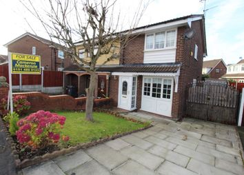 Thumbnail 2 bed semi-detached house for sale in Ribchester Way, Tarbock Green, Prescot