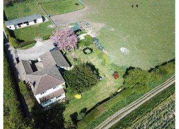 Thumbnail 4 bed detached house for sale in Cottagers Plot, Laceby