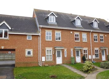 Thumbnail 3 bedroom town house to rent in Oriel Close, Wolverton, Milton Keynes