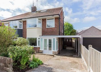 Thumbnail 4 bed semi-detached house for sale in Barncliffe Drive, Fulwood, Sheffield