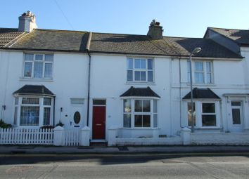 Thumbnail 2 bed terraced house to rent in Coast Road, Pevensey Bay