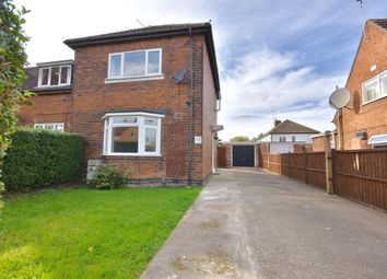Thumbnail 2 bedroom end terrace house to rent in Stephenson Way, Corby
