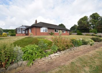 Thumbnail 3 bed detached bungalow for sale in Tarporley Road, Whitchurch, Shropshire