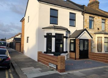 Thumbnail 4 bed end terrace house to rent in Grange Road, Ilford
