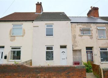 Thumbnail 2 bed terraced house to rent in Chesterfield Road, Shuttlewood, Chesterfield
