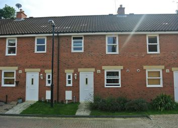 Thumbnail 3 bedroom terraced house to rent in Beck Way, Thurlby, Bourne, Lincolnshire