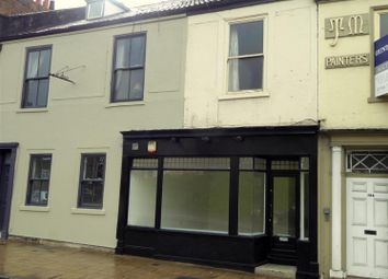 Thumbnail Commercial property for sale in Fishergate, York