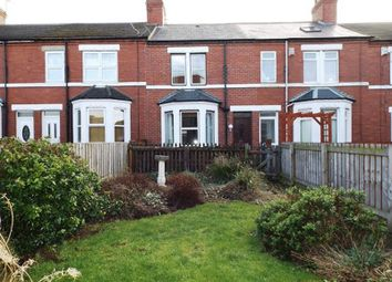 Thumbnail 2 bed terraced house to rent in North View, Ashington