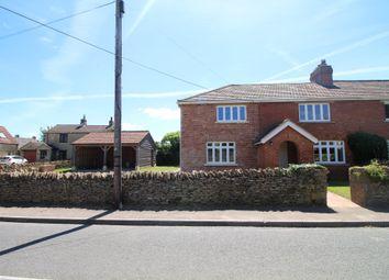 Thumbnail 4 bed semi-detached house to rent in Tormarton Road, Acton Turville, Badminton