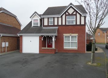 Thumbnail 4 bed detached house for sale in Castle Acre Road, Leegomery, Telford