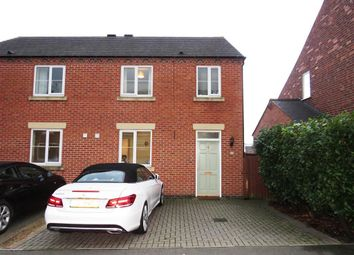 Thumbnail 3 bed semi-detached house to rent in Victoria Street, Melbourne, Derby