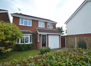 Thumbnail 4 bed detached house to rent in Wren Close, Hightown, Ringwood