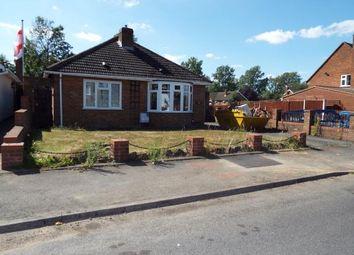 Thumbnail 2 bedroom bungalow for sale in Wingfield Road, Coleshill, Birmingham, Warwickshire
