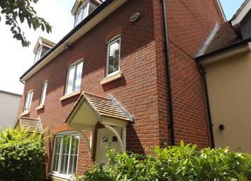 Thumbnail 3 bed terraced house for sale in Caudale Court, Gamston, Nottingham