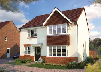 "Thumbnail 4 bed detached house for sale in ""The Canterbury"" at Beancroft Road, Marston Moretaine, Bedford"