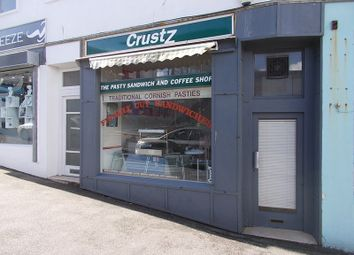 Thumbnail Retail premises for sale in Bank Street, Newquay