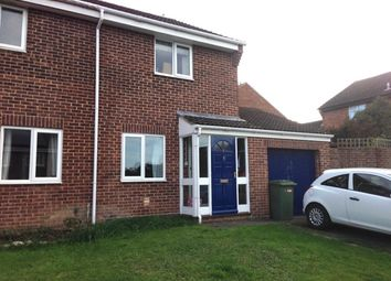 Thumbnail 2 bed end terrace house to rent in Gould Close, Street