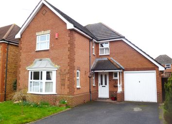 Thumbnail 4 bed detached house for sale in Horcott Road, Peatmoor, Swindon