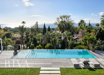 Thumbnail 5 bed villa for sale in Las Chapas, Marbella East, Malaga, Spain