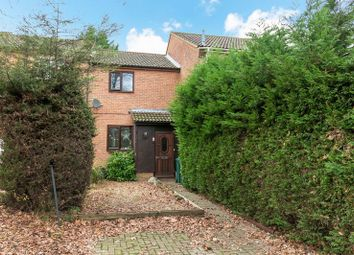 Thumbnail 2 bed terraced house for sale in Woodcourt, Tollgate Hill, Crawley, West Sussex