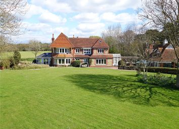Thumbnail 6 bed detached house for sale in Southbrook Road, West Ashling, Chichester, West Sussex