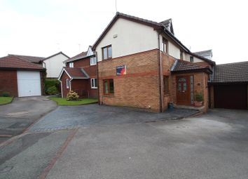 Thumbnail 4 bed detached house for sale in Crowshaw Drive, Healey, Rochdale, Greater Manchester