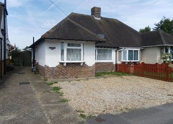 Thumbnail 2 bed semi-detached bungalow for sale in Clive Grove, Portchester