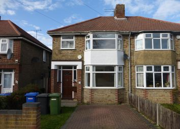 Thumbnail 3 bedroom semi-detached house to rent in Dell Road, Lowestoft
