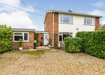 Upwell, Wisbech, Norfolk PE14. 4 bed detached house for sale