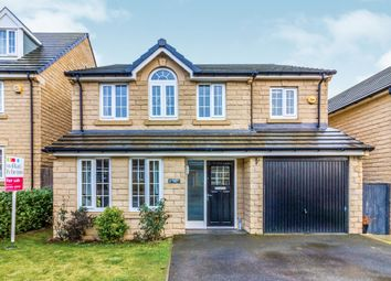 4 bed detached house for sale in Bradman Walk, Upper Haugh, Rotherham S62