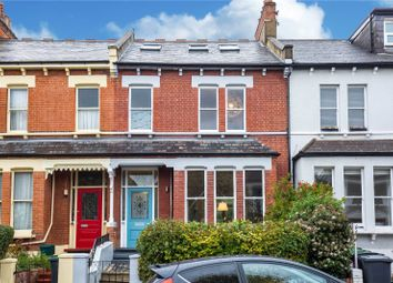 Thumbnail 4 bed terraced house for sale in Stapleton Hall Road, Stroud Green, London