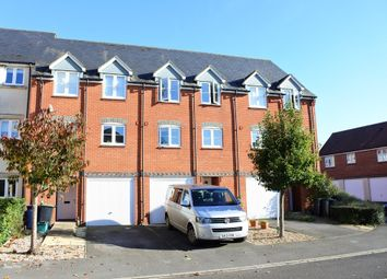 Thumbnail 4 bed town house for sale in Oake Woods, Gillingham