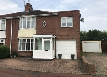Thumbnail 4 bed end terrace house to rent in Richmond Avenue, Gateshead