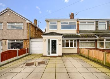 Thumbnail 3 bed semi-detached house for sale in 26 Hesketh Drive, Liverpool