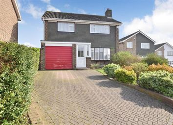 Thumbnail 4 bed detached house for sale in Halstow Way, Pitsea, Basildon, Essex