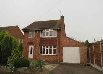 Thumbnail 3 bed detached house for sale in The Bancroft, Etwall, Derby