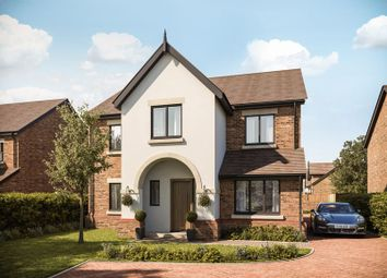 Thumbnail 4 bed detached house for sale in Plot 2 Gayton Chase, Gayton Road, Lower Heswall