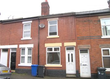 Thumbnail 3 bed terraced house to rent in Sun Street, Derby