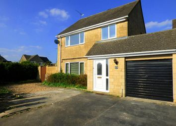 Thumbnail 3 bed detached house to rent in Alexander Drive, Cirencester