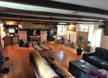 Thumbnail 2 bed barn conversion to rent in The Street, Poynings