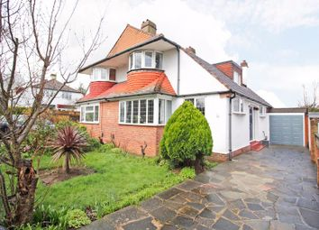 Thumbnail 4 bed semi-detached house for sale in Broadlands Road, Bromley