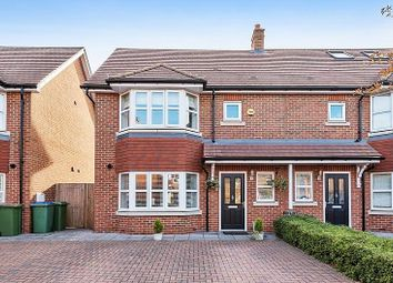 Thumbnail 3 bedroom semi-detached house to rent in Kings Gardens, Walton-On-Thames