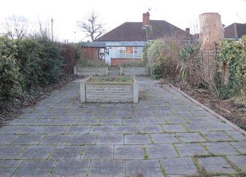 Thumbnail 2 bed semi-detached bungalow for sale in Elmay Road, Birmingham