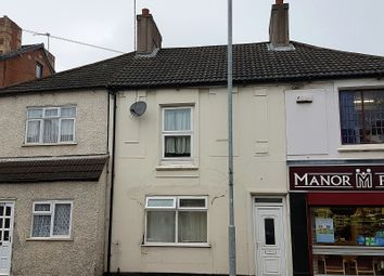 Thumbnail 3 bed terraced house to rent in Branston Road, Burton