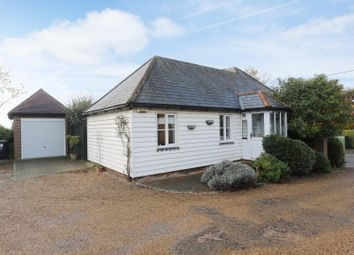 Thumbnail 3 bed semi-detached bungalow for sale in Laurensfield, Minster, Ramsgate