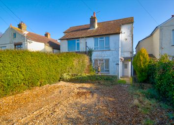 Thumbnail 3 bed semi-detached house for sale in Nethergong Hill, Upstreet, Canterbury