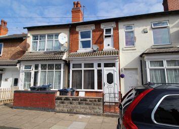 2 bed terraced house for sale in Farnham Road, Birmingham, West Midlands B21