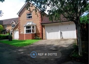 Thumbnail 4 bed detached house to rent in Rievaulx Close, Knaresborough
