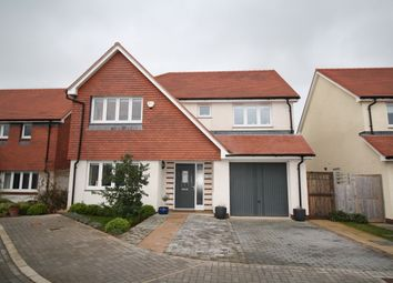 Thumbnail 4 bedroom detached house for sale in Greenway Gardens, Budleigh Salterton