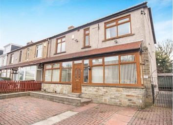 Thumbnail 4 bedroom end terrace house for sale in Haycliffe Avenue, Bradford